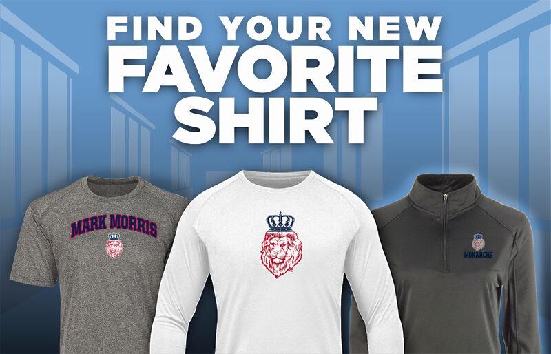Mark Morris Monarchs Favorite Shirt Updated Banner