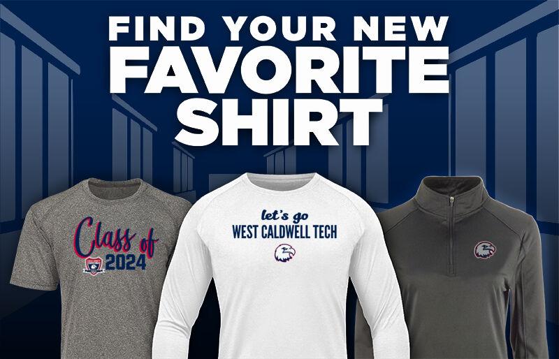 West Caldwell Tech Eagles Favorite Shirt Updated Banner