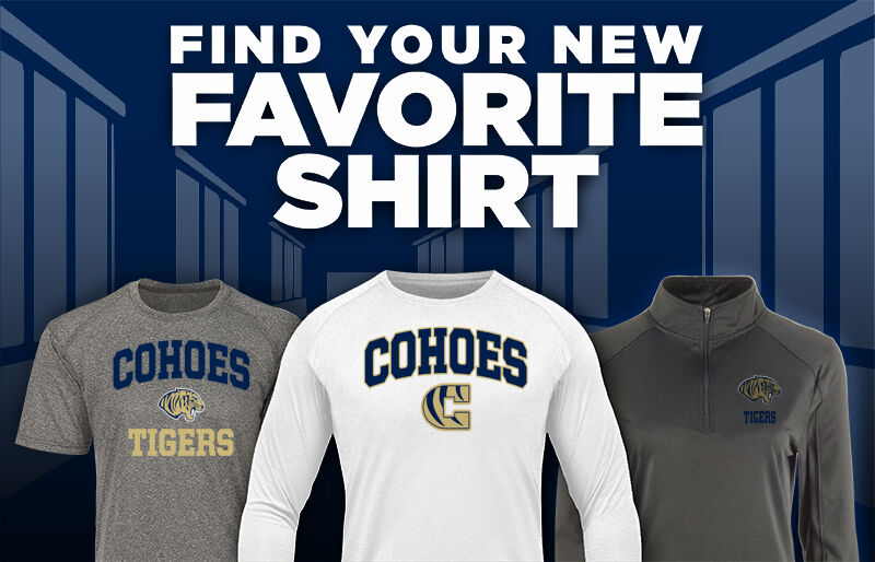 Cohoes Tigers Favorite Shirt Updated Banner