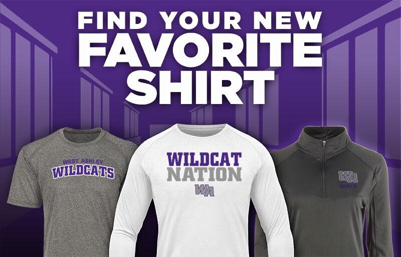 West Ashley Wildcats Favorite Shirt Updated Banner