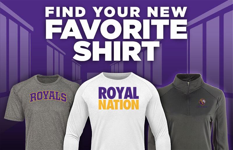Woodcrest Christian Royals Online Store Favorite Shirt Updated Banner