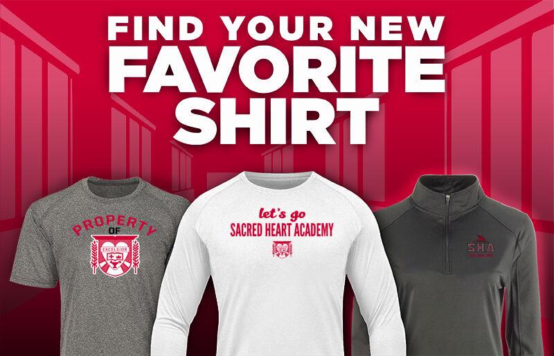 Sacred Heart Academy Sharks Favorite Shirt Updated Banner