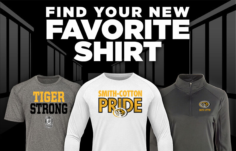 Smith-Cotton Tigers Favorite Shirt Updated Banner