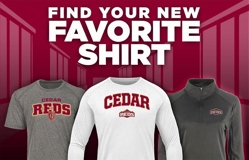 Cedar Reds Favorite Shirt Updated Banner
