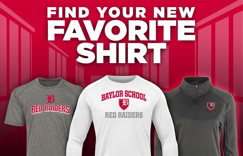 Baylor School Red Raiders Favorite Shirt Updated Banner
