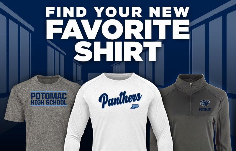 Potomac Panthers Favorite Shirt Updated Banner