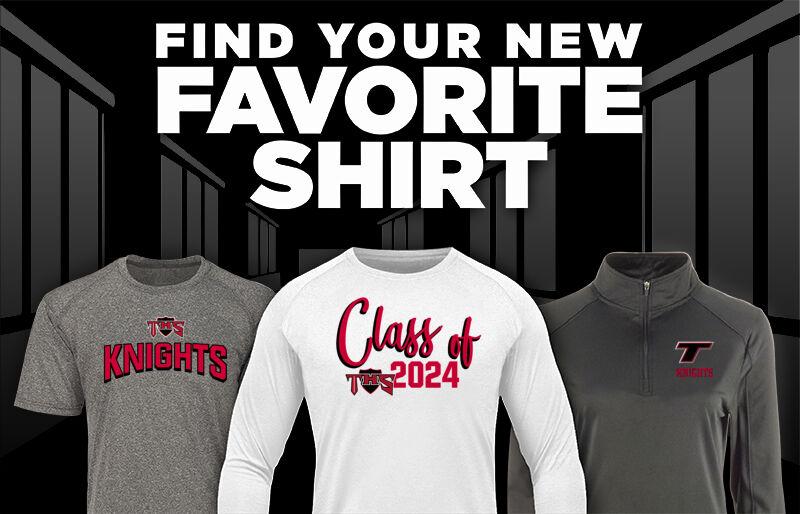 Triad Knights Favorite Shirt Updated Banner
