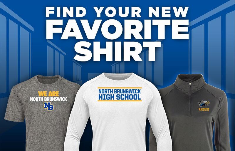 North Brunswick Raiders Favorite Shirt Updated Banner