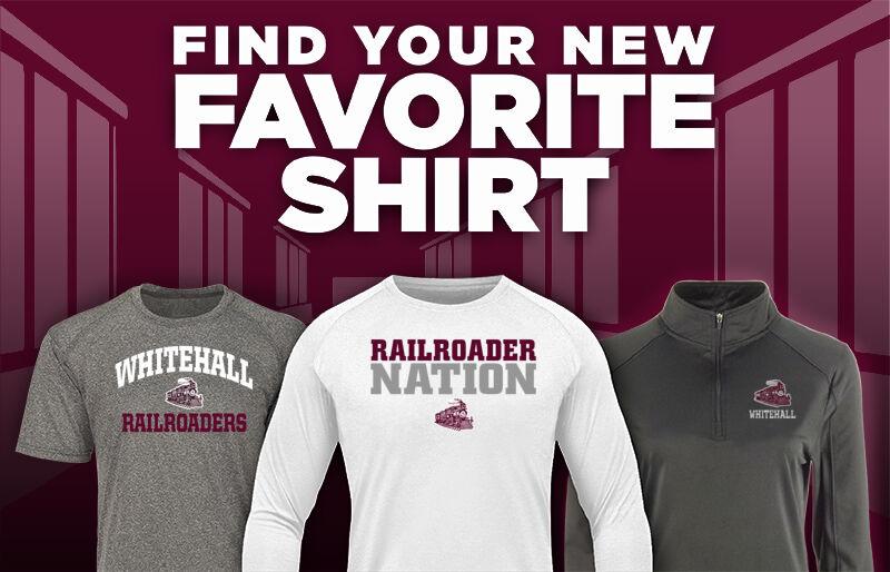 Whitehall  Railroaders Favorite Shirt Updated Banner