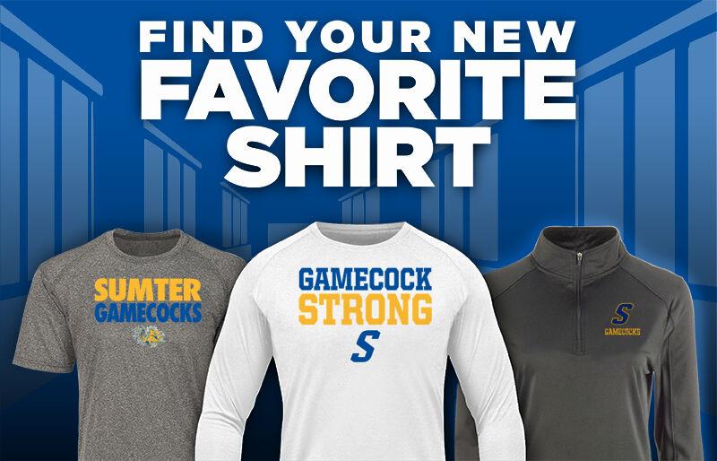 Sumter Gamecocks Favorite Shirt Updated Banner