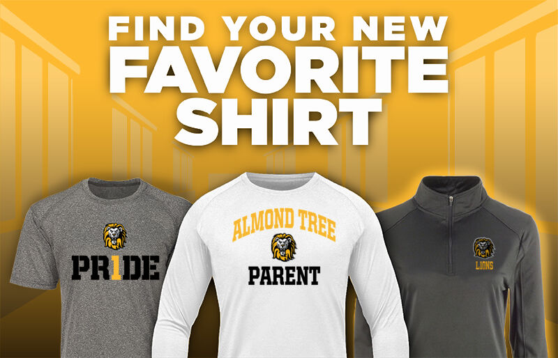 Almond Tree Lions Favorite Shirt Updated Banner