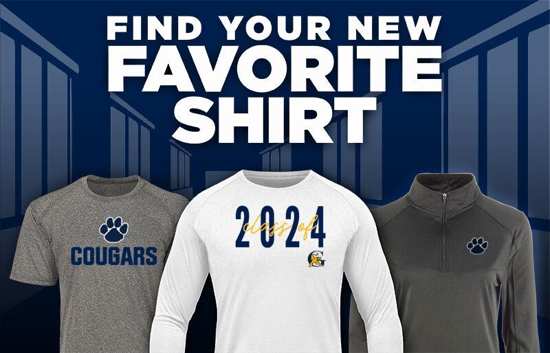 Goldsboro Cougars Favorite Shirt Updated Banner