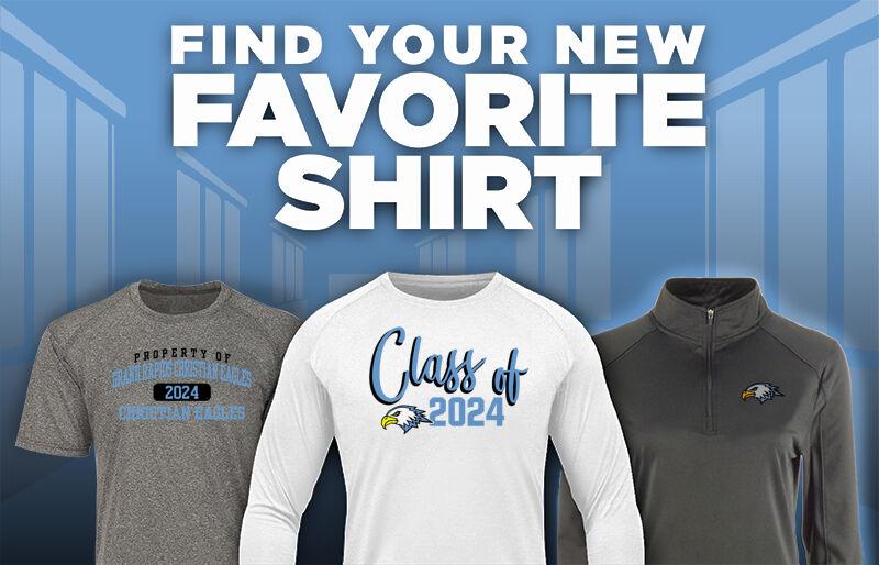 Grand Rapids Christian Eagles Favorite Shirt Updated Banner