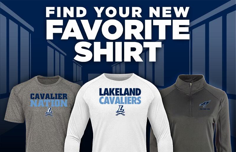 Lakeland Cavaliers Cavaliers Favorite Shirt Updated Banner