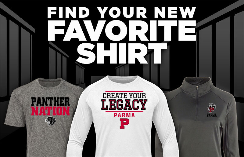 Parma Panthers Favorite Shirt Updated Banner