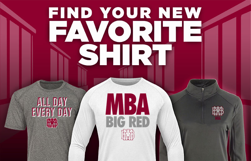 Montgomery Bell Academy Big Red Store Favorite Shirt Updated Banner