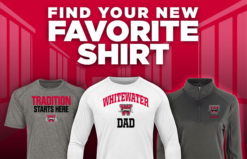 Whitewater Whippets Favorite Shirt Updated Banner