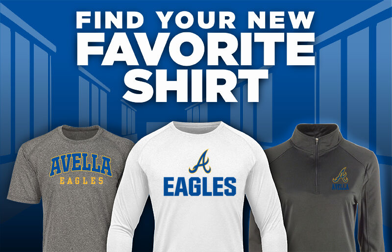 AVELLA HIGH SCHOOL EAGLES Favorite Shirt Updated Banner