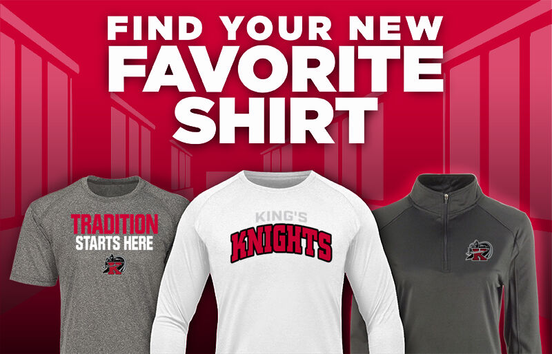 King's Knights Favorite Shirt Updated Banner