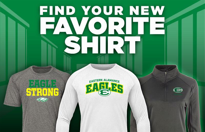 Eastern Alamance Eagles Favorite Shirt Updated Banner