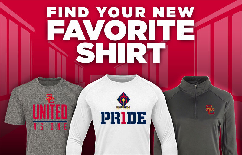 SETON CATHOLIC HIGH SCHOOL CARDINALS Favorite Shirt Updated Banner