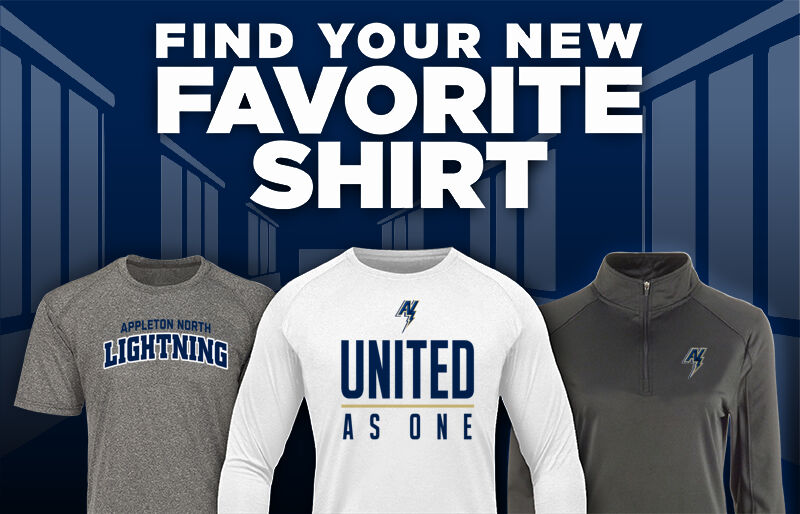 Appleton North Lightning The Official Online Store Favorite Shirt Updated Banner