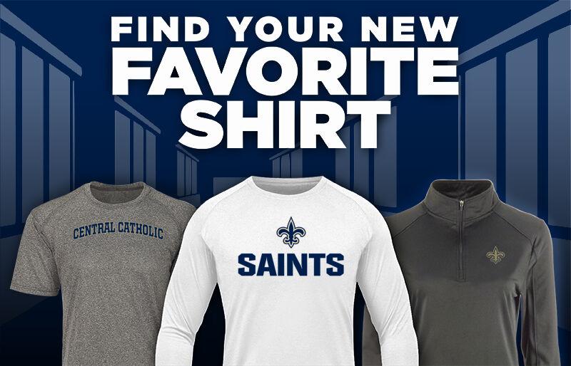 Central Catholic Saints Favorite Shirt Updated Banner