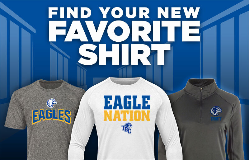 Trinity Baptist Eagles Favorite Shirt Updated Banner