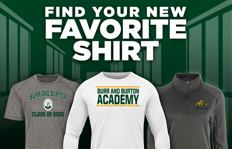 BURR AND BURTON ACADEMY The Official Online Store Favorite Shirt Updated Banner