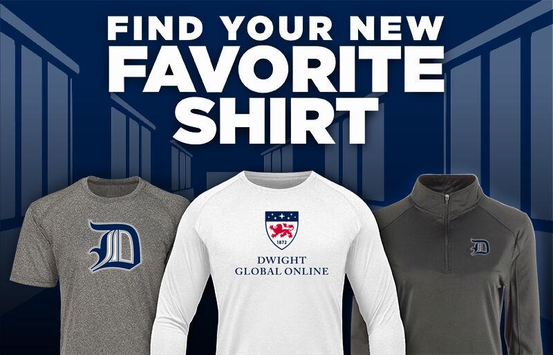 DWIGHT SCHOOL LIONS ONLINE STORE Favorite Shirt Updated Banner