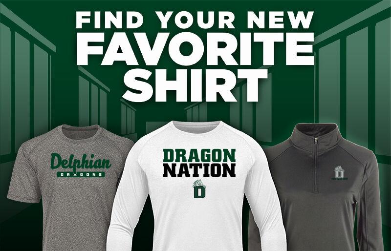 Delphian Dragons Favorite Shirt Updated Banner