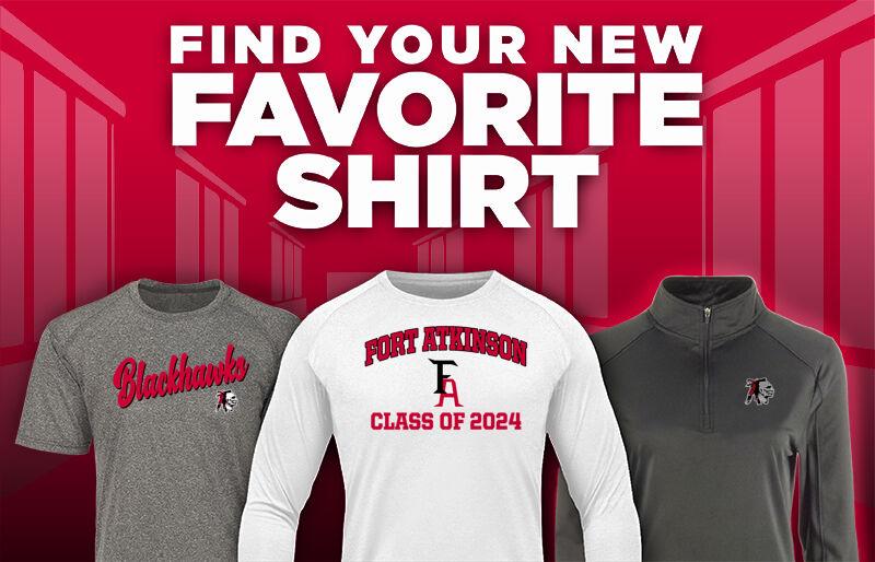 Fort Atkinson Blackhawks Favorite Shirt Updated Banner