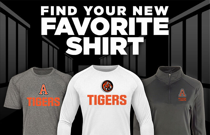Armada Tigers official sideline store Favorite Shirt Updated Banner