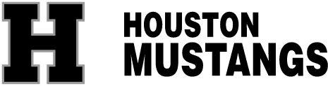 Houston High School Running Mustang Sideline Store