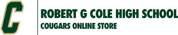 ROBERT G COLE HIGH SCHOOL Sideline Store Sideline Store