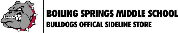 Boiling Springs Middle School Sideline Store Sideline Store