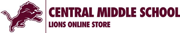 Central Middle School Sideline Store Sideline Store