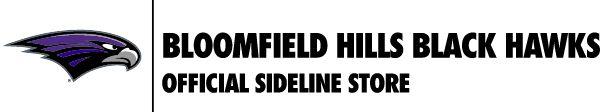 Bloomfield Hills High School Sideline Store Sideline Store