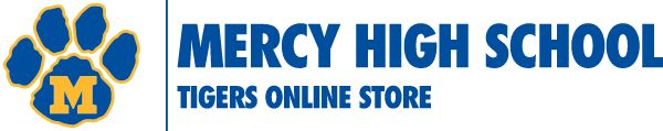Mercy High School Sideline Store Sideline Store