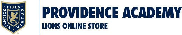 Providence Academy Sideline Store