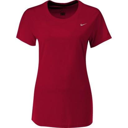 26e78380fecf Nike Women's Legend Short Sleeve T-Shirt - MIT Massachusetts ...
