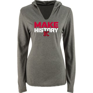 District Women's Perfect Tri Long Sleeve Hoodie