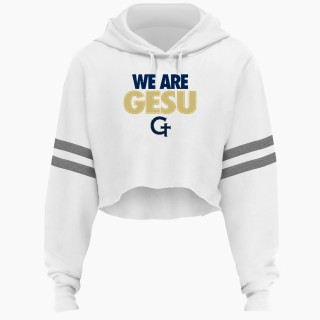 ACRUX WOMENS CROPPED COZY HOODIE