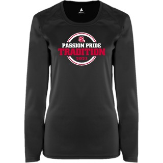 BSN SPORTS Women's Phenom LS T-Shirt