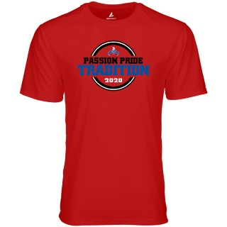 BSN SPORTS Youth Phenom SS Tee