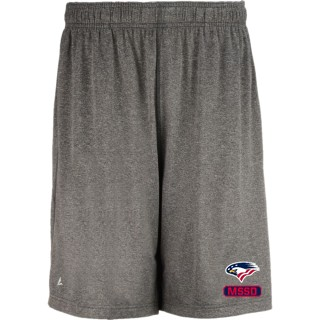 BSN Sports Agility 2 Pocket Short
