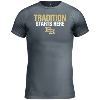 BSN Sports Men's Short Sleeve Compression