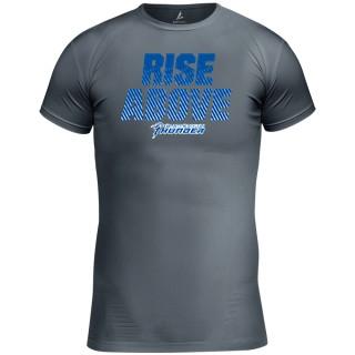 BSN SPORTS Men's Short Sleeve Compression