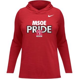 Nike Women's Legend Veneer LS Hoodie