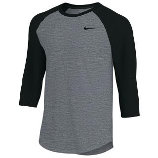 Nike Dry 3/4 Sleeve Raglan Tee